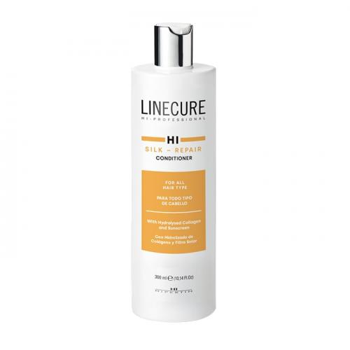 Балсам с колаген с UV филтри Linecure Silk Repair Conditioner 300 мл