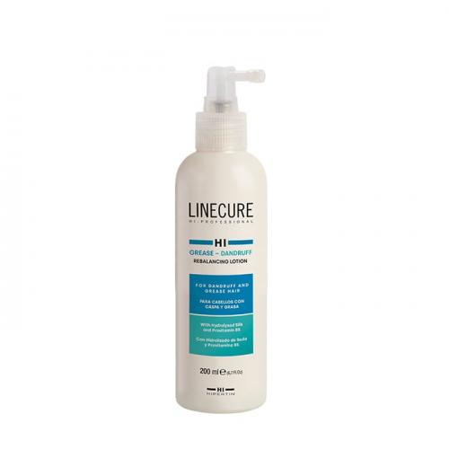 Спрей против пърхот и бързо омазняване 200 мл Linecure Grease Dandruff Rebalancing Lotion