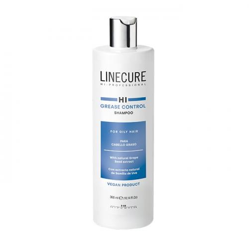 Шампоан за контрол на омазняването Linecure Grease Control Shampoo 300 мл