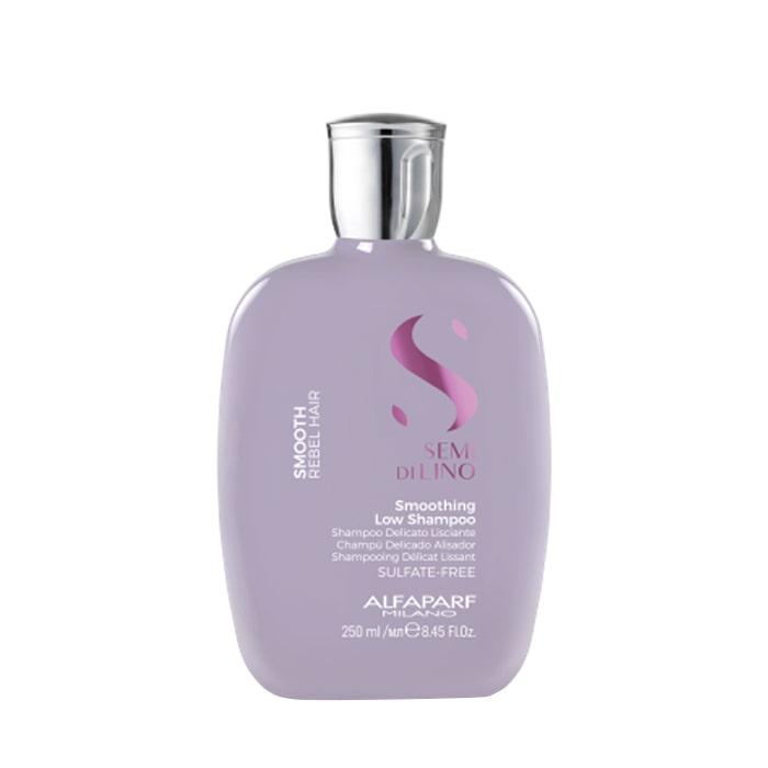 Изглаждащ шампоан за непокорна коса 250 мл Alfaparf Smoothing Low Shampoo