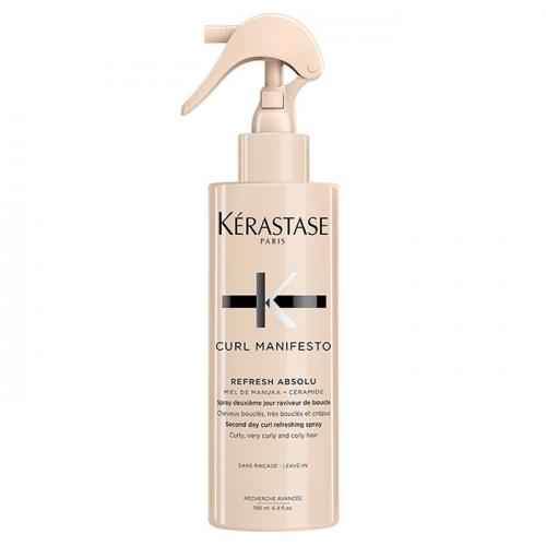 Спрей за освежаване на къдрици 190 мл Kerastase Curl Manifesto Lotion Refresher Curl