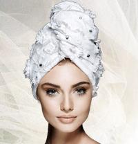 Луксознa кърпa с камъни Swarovski
