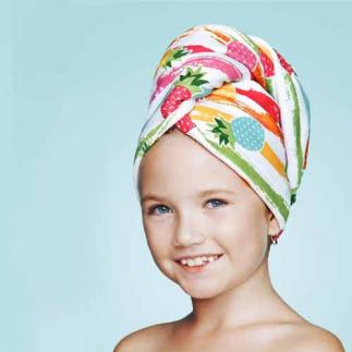 Дизайнерска кърпа за деца Aglique Dolce Kids памучна