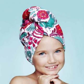 Дизайнерска кърпа за деца Aglique Wonderland Kids памучна