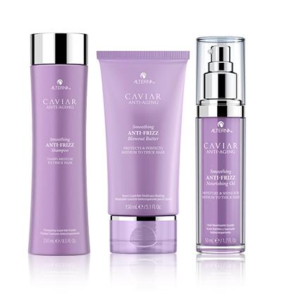 Caviar Anti-frizz За изглаждане на непокорна коса