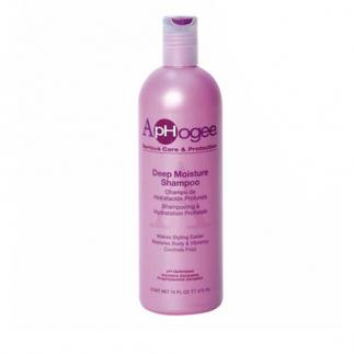 Шампоан за дълбока хидратация за суха и безжизнена коса 473 мл ApHogee