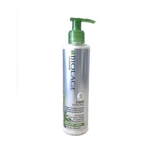 Крем с бамбук и Интра-Силан 200 мл Matrix Bio Fiberstrong Fortifying Cream