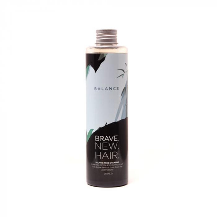 Дълбоко почистващ шампоан Brave New Hair Balance 250 мл