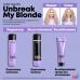 Балсам за възстановяване на руса и обезцветена коса 300 мл Matrix TR Unbreak My Blonde Conditioner