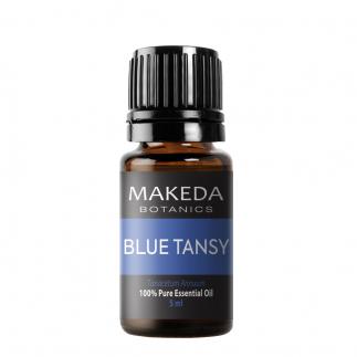 Етерично масло MAKEDA Botanics Блу Танси (BLUE TANSY) терапевтичен клас 5 мл