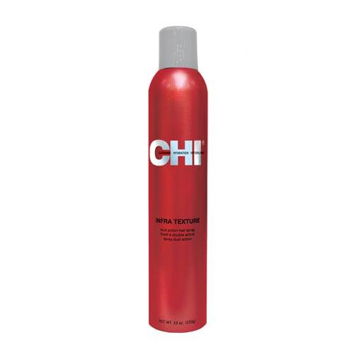 Лак за коса с двойна фиксация CHI Infra Texture Dual Action 250 мл