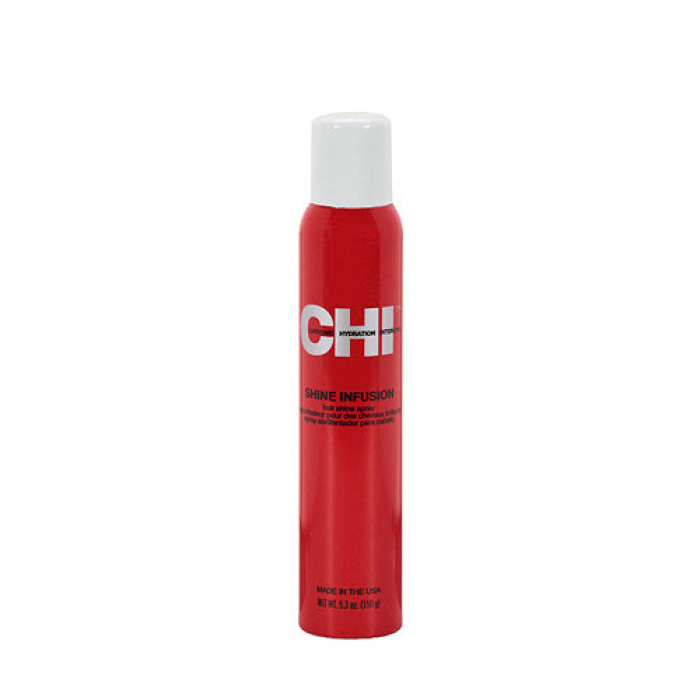 Спрей за блясък CHI Shine Infusion Thermal 150 мл