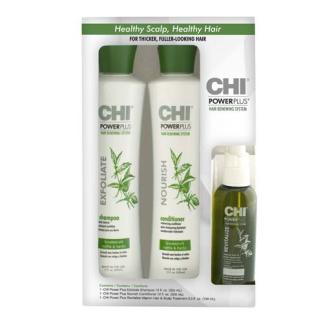 Системата за възстановяване на косата CHI Power Plus