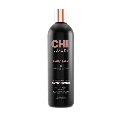Балсам ревитализиращ CHI LUXURY Black seed oil replenish conditioner 355 мл