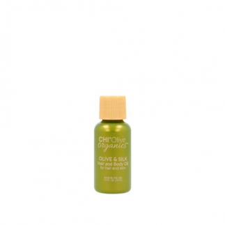 Органично маслиново масло за коса и кожа 15 мл CHI Olive Organics Olive & Silk Hair & Body Oil