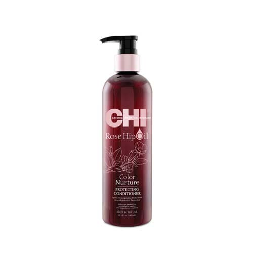 Балсам за боядисана коса CHI Rose Hip Oil Protecting Conditioner 340 мл