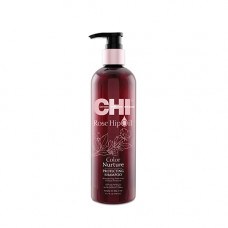 Шампоан за боядисана коса CHI Rose Hip Oil Protecting Shampoo 340 мл
