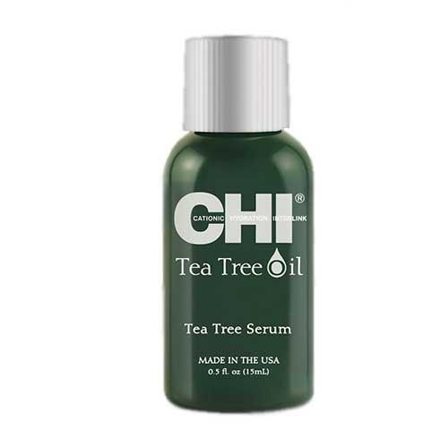 Защитен серум за коса и скалп с чаено дърво CHI Tea Tree Oil 15 мл