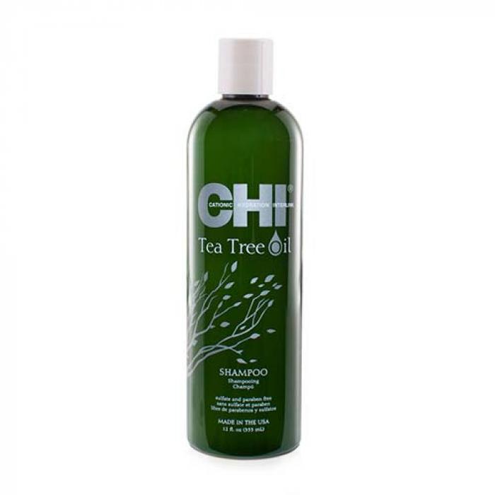 Шампоан с чаено дърво за всеки тип коса CHI Tea Tree Oil 355 мл