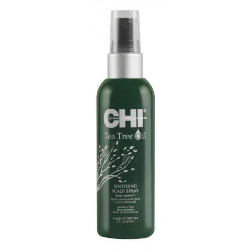 Успокояващ спрей за чувствителен скалп CHI Tea Tree Oil Soothing Scalp 89 мл
