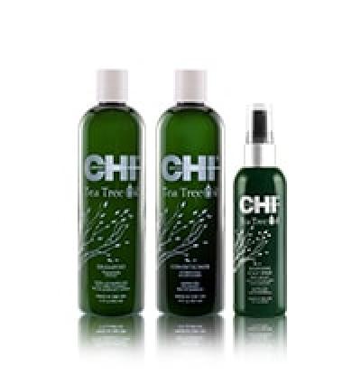 Tea Tree Oil Серия с ценни масла за всеки тип коса
