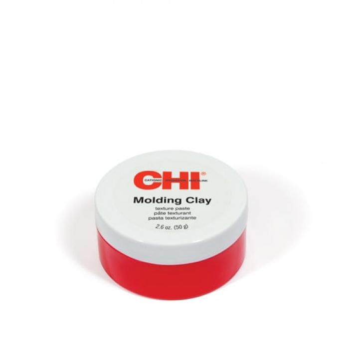 Вакса за коса с фибри CHI Molding Clay 74 гр