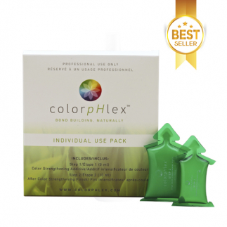 Еднократна доза система за предпазване на косата при боядисване и изрусяване ColorpHlex