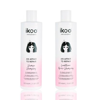 IKOO An Affair to Repair За възстановяване на боядисана коса