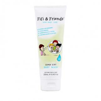 Нежен душ-гел за бебета и деца 250 мл  Fifi&Friends Super Soft Baby Wash