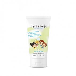 Мляко за лице за бебета и деца 50 мл Fifi&Friends Baby Face Milk