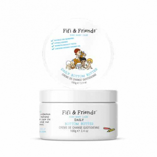 Ежедневно успокояващо масло при раздразнения от пелени 100 мл Fifi&Friends Daily Bottom Butter