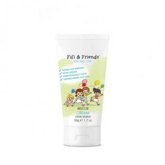 Успокояващ крем за бебета и деца 50 мл Fifi&Friends Rescue Cream