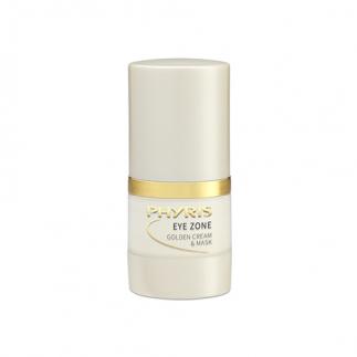 Златен крем и маска за околоочния контур 30+ PHYRIS Eye Zone Golden Cream & Mask 15 мл