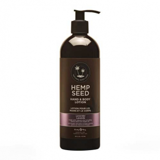 Лосион за ръце и тяло Velvet Lavender Hemp Seed 473 мл