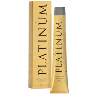 Силно изсветляваща трайна боя за коса с хиалуронова киселина Platinum 60 мл