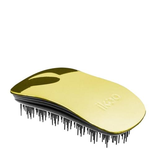Четка за коса IKOO Soleil Metallic (черна основа)