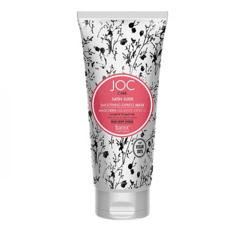 Интензивна изглаждаща маска за непокорна коса 200 мл JOC Care Satin Sleek Smoothing Express Mask
