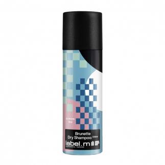 Сух шампоан за брюнетки Label. M Brunette Dry Shampoo 200 мл