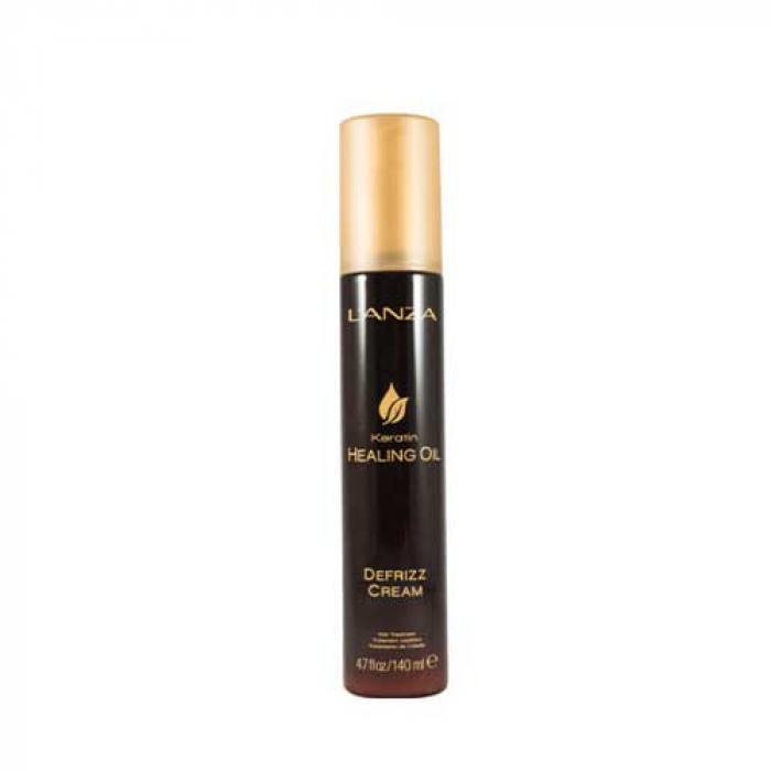 Подхранващ крем за разресване с кератин 140 мл LANZA Keratin Combing Cream