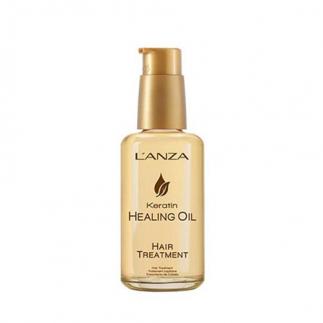 Възстановяващо олио за коса с кератин 100 мл LANZA Keratin Healing Oil Treatment