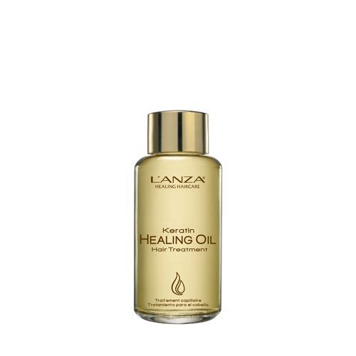 Възстановяващо олио за коса с кератин 50 мл LANZA Keratin Healing Oil Treatment