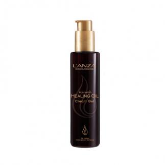Крем-гел за коса с кератин 200 мл LANZA Keratin Healing Oil