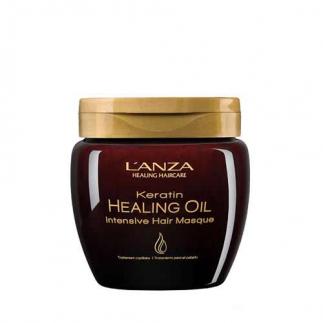 Интензивна възстановяваща маска с кератин 210 мл LANZA Keratin Healing Oil