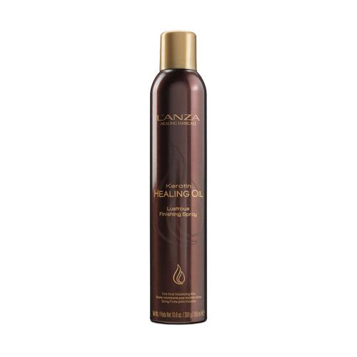 Лак за коса с много силна фиксация 300 мл LANZA Lustrous Finishing Spray
