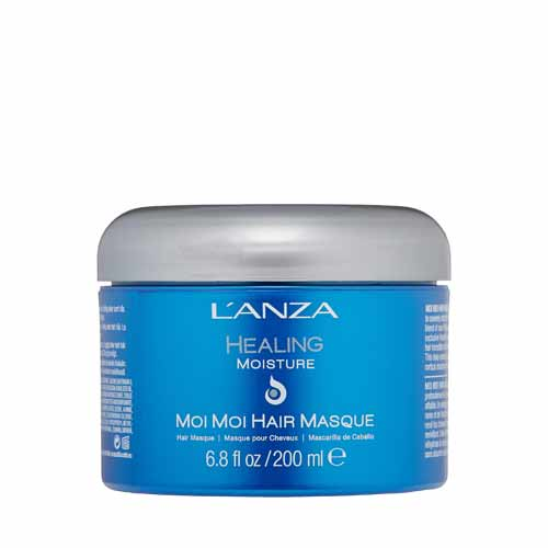 Интензивно хидратираща маска за коса 200 мл LANZA Moisture Moi Moi