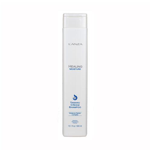 Хидратиращ крем-шампоан 300 мл LANZA Moisture Tamanu Cream Shampoo