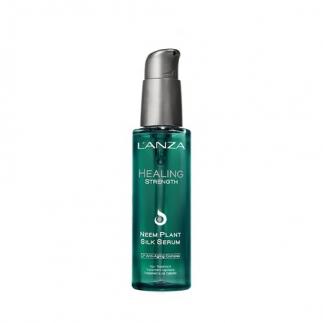 Подхранващ серум за коса 100 мл LANZA Strength Neem Plant Silk Serum