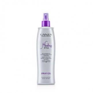 Спрей-гел за коса със средна фиксация 250 мл LANZA Style Spray Gel