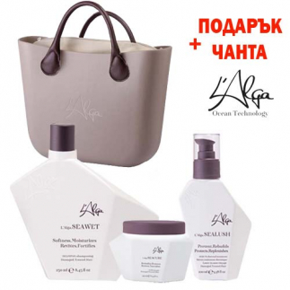 Супер промо с ПОДАРЪК луксозна чанта Lalga