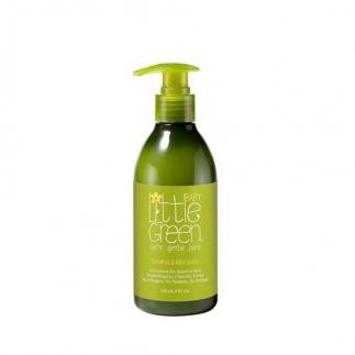 Шампоан за коса и тяло за бебета Little Green Baby Shampoo&Body Wash 240 мл